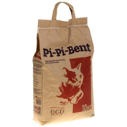 Комкующийся наполнитель для кошек Pi-Pi Bent Classic бентонитовый, 10 кг, 24 л