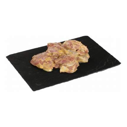 Шашлык из филе бедра индейки Теплые традиции в медово-горчичном маринаде -800 г