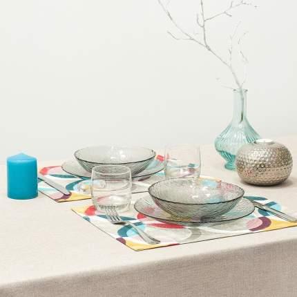 Декоративная салфетка на стол Ритм колор, Altali, 40x30 см, 710-1894/1
