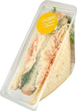 Сэндвич Лента с курицей и яйцом 170 г