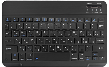 Беспроводная мини-клавиатура Box69 2187 Black