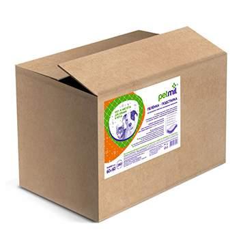 Пеленки для домашних животных Petmil впитывающие одноразовые 60х60 200 шт