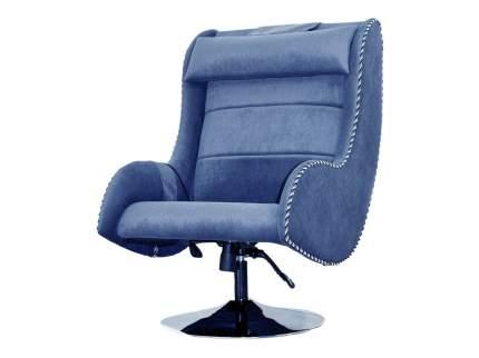 Массажное кресло EGO Max Comfort EG3003 Galaxy Blue (Микрошенилл)