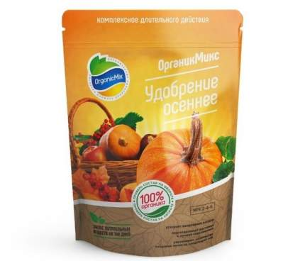 Органическое удобрение OrganicMix Осеннее 11052 0,85 кг