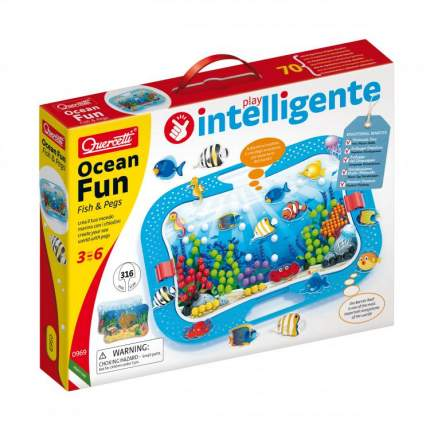 Мозаика Quercetti Ocean Fun (316 элементов)