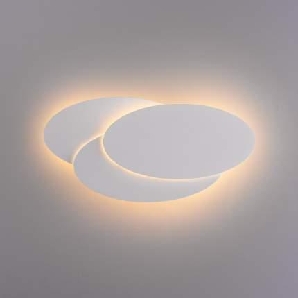 Светодиодная подсветка Elips LED белый матовый (MRL LED 12W 1014 IP20) ЕВРОСВЕТ