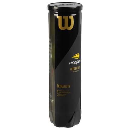 Мяч теннисный WILSON US Open Extra Duty, арт. WRT116200, ITF и USTA Wilson