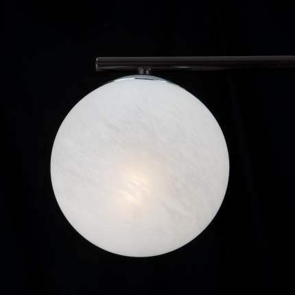 Подвесной светильник 70069/3 хром/черный ЕВРОСВЕТ