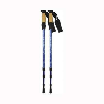 Треккинговые палки Atemi 65-135 см, ATP-05 blue
