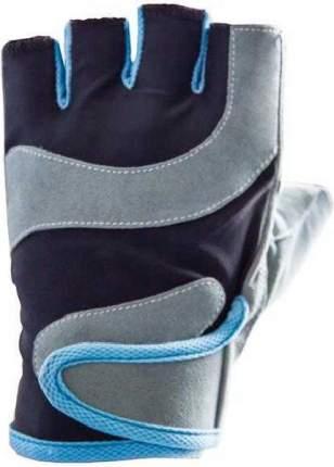 Перчатки для фитнеса Atemi, черно-серые, AFG03 (S)
