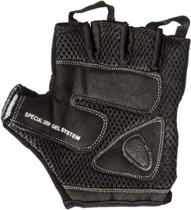 Перчатки для фитнеса Atemi, черные, AFG04 (L)