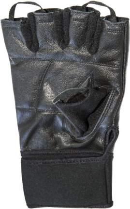 Перчатки для фитнеса Atemi, черные, AFG05 (L)