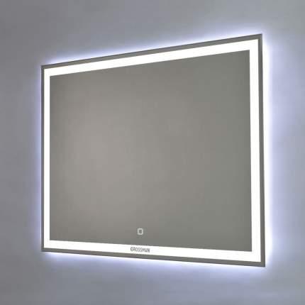 Зеркало Grossman Pragma 800х600 с сенсорным выключателем