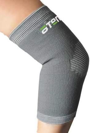 Суппорт колена Atemi, эластичный, закрытый, ANS003L (XL)