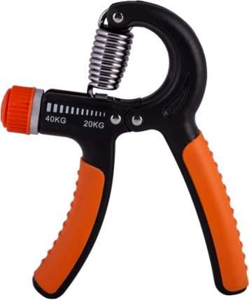 Кистевой эспандер Atemi AHG0440 оранжевый/черный, 2 шт.
