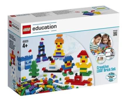 Конструктор LEGO Education PreSchool System Набор для творчества 45020