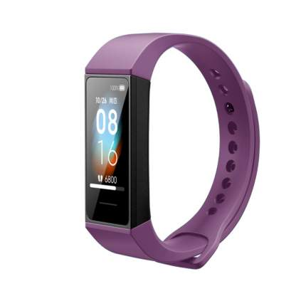Силиконовый браслет для Xiaomi Redmi Band Purple