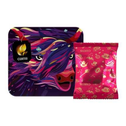 """Чай Curtis """"Art Collection 2021. Pink"""", чёрный с добавками, 50 гр"""
