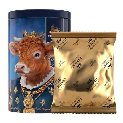 "Чай Richard ""Year of the royal Ox. Prince"", чёрный листовой, 80 гр"