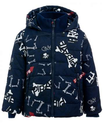 Куртка для мальчиков Button Blue, цв. синий, р.98