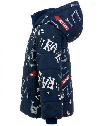 Куртка для мальчиков Button Blue, цв. синий, р.104
