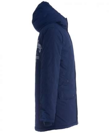 Пальто для мальчиков Button Blue, цв. синий, р.98