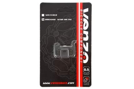 Торм.колод.Venzo VZ-E08D-003 для диск.тормоза Shimano xtr M965.966 saint M800.hone M601.d