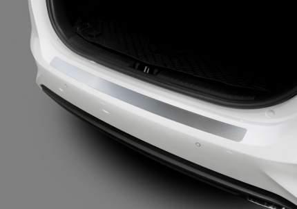 Накладка на задний бампер Rival Kia Ceed III хэтчбек 2018-н.в., нерж. сталь, NB.H.2813.1