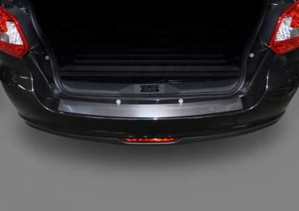 Накладка на задний бампер RIVAL для Lada Granta I рестайлинг HB 2018-н.в., NB.H.6012.1