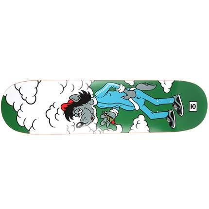 Дека для скейтборда Юнион NUPOGODI 32 x 8.125 (20.6 см), мультиколор, One Size