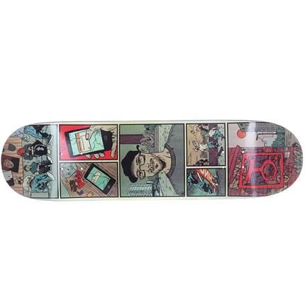 Дека для скейтборда Юнион Алиев 32.875 x 8.5 (21.6 см), One Size