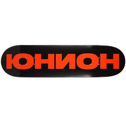 Дека для скейтборда Юнион Team 81,6 x 21,6 см