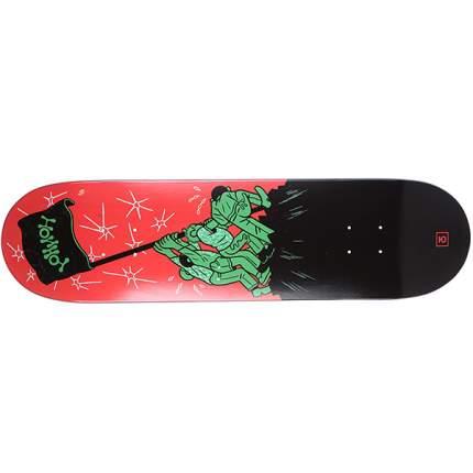 Дека для скейтборда Юнион Царь Горы 32 x 8.25 (21 см), мультиколор, One Size