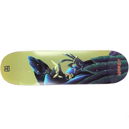 Дека для скейтборда Юнион Макака 31.875 x 8.375 (21.3 см), One Size