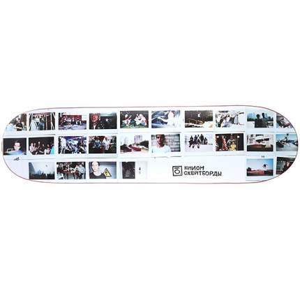 Дека для скейтборда Юнион FlashBack 81 x 21 см