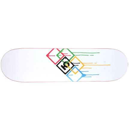 Дека для скейтборда Юнион Токио 2 31.5 x 8.25 (21 см), One Size