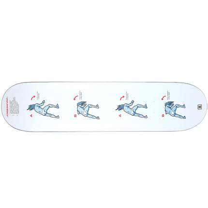 Дека для скейтборда Юнион HeadBanging 31.5 x 7.5 (19.1 см), One Size