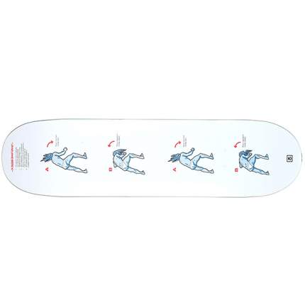 Дека для скейтборда Юнион HeadBanging 2 31.875 x 8.25 (21 см), One Size