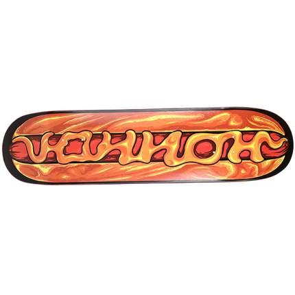 Дека для скейтборда Юнион HotCat 80,6 x 20,6 см