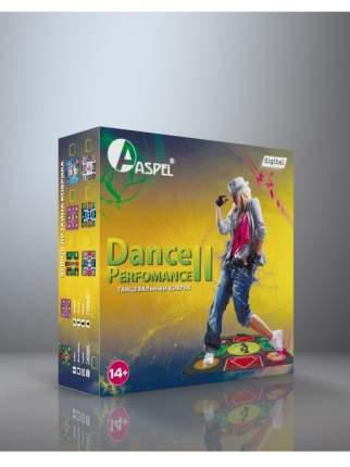 Танцевально-игровой коврик Dance Perfomance II ASPEL ТВ/ПК (32 бита)
