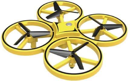 Квадрокоптер UAV Gravity Sensor инфракрасный дрон, Желтый