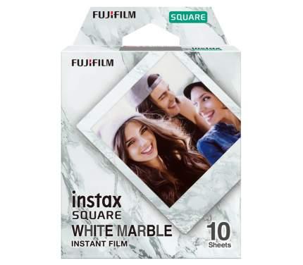 Картридж для фотоаппарата Fujifilm Instax Square White Marble WW 1
