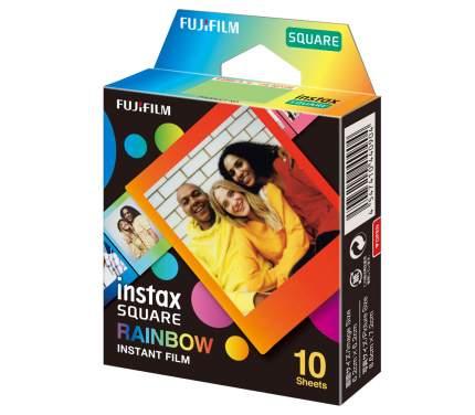 Картридж для фотоаппарата Fujifilm Instax Square Rainbow WW 1