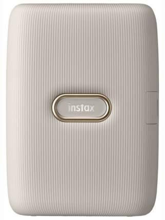 Компактный фотопринтер Fujifilm Instax Mini Link EX D Beige Gold