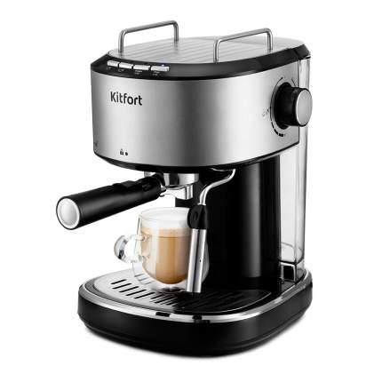 Кофеварка рожкового типа Kitfort КТ-754
