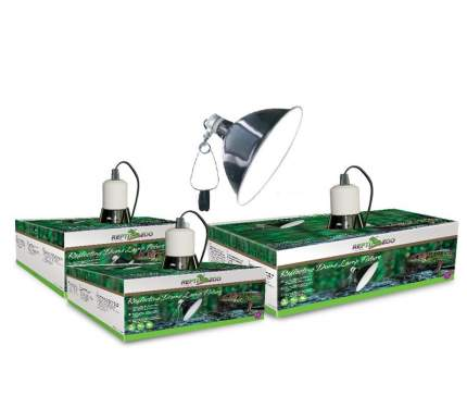 Светильник для террариума Repti-Zoo 04RL, размер 14см.