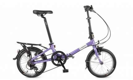 Велосипед Langtu TU 16 2021 One Size purple