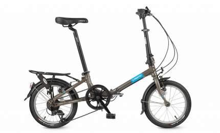 Велосипед Langtu TU 16 2021 One Size grey