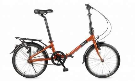 Велосипед Langtu TU 02 2021 One Size brown