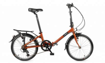 Велосипед Langtu TU 026 2021 One Size brown